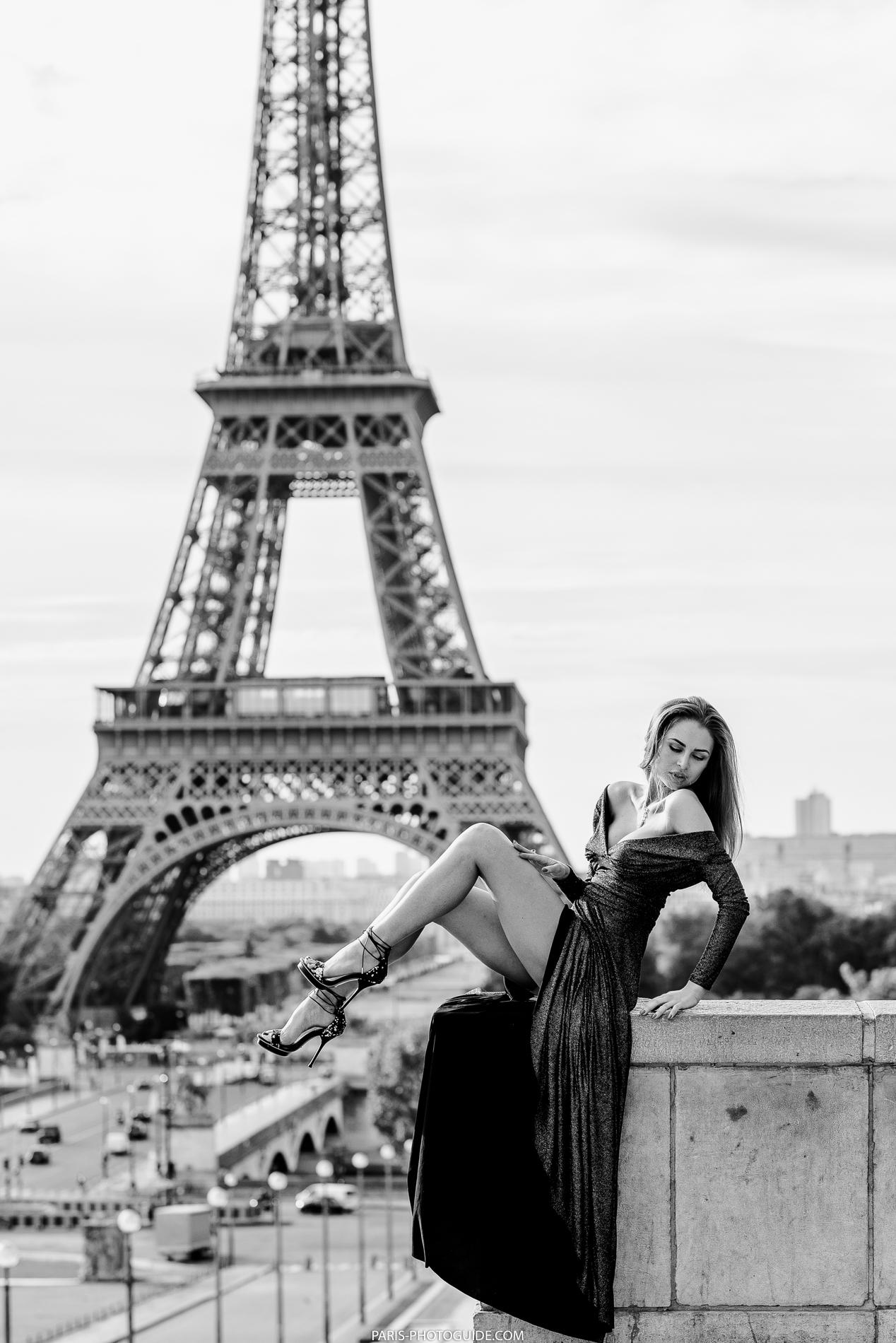 Секси парижа